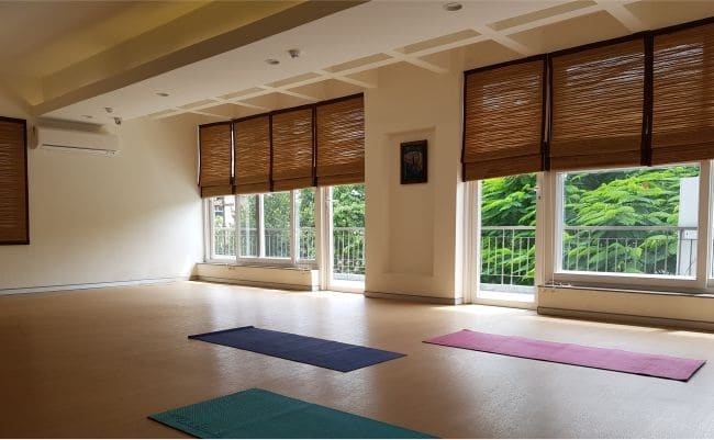 HOPE Yoga Room