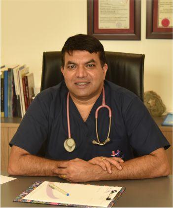 Dr. Amish Vora