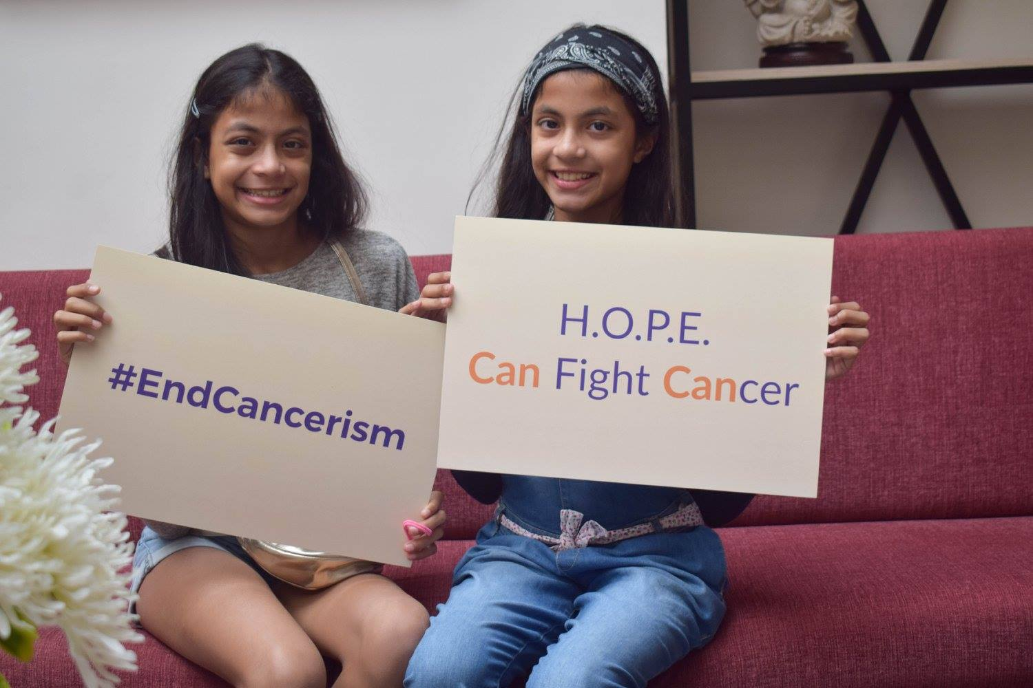 HOPE End Cancerism initiative 02