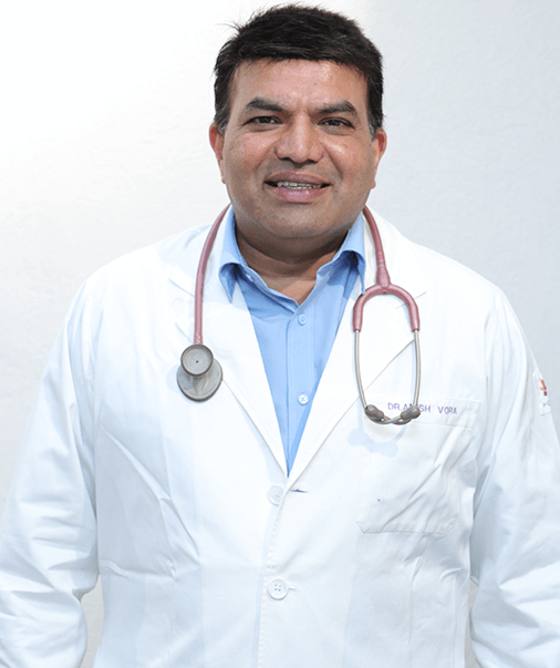 Dr. Amish Vora Cancer Specialist